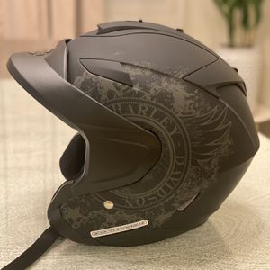 Harley Davidson 3/4 Large helmet for Sale in West Carson, CA