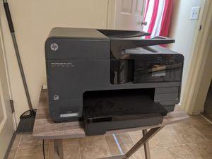 HP printer office jet pro 8630 scanner high capacity for Sale in Santa Ana, CA