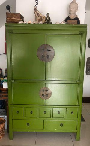 Rare antique Chinese Armoire for Sale in Miami Beach, FL
