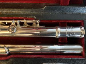 Jupiter Step-Up or Beginner Flute With Low B Key Must See Priced to Sell for Sale in Dallas, TX