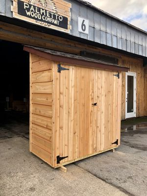 New Cedar tool shed for Sale in Pickens, SC