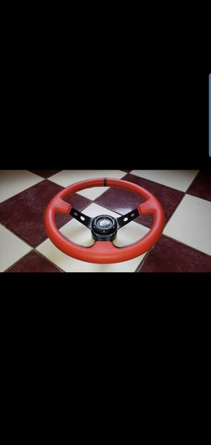 Nrg steering wheel for Sale in East Chicago, IN