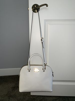 White Michael Kors Purse for Sale in Hebron, OH