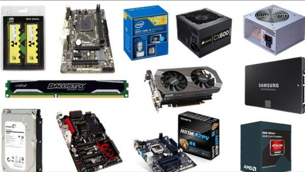 I build and repair gaming desktops aka computers