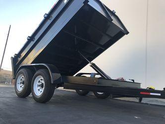 2019 Dump Trailer 8x10x2 for Sale in Torrance,  CA