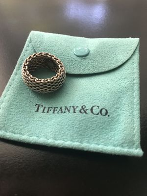Tiffany Sterling Silver Somerset Ring for Sale in Rancho Cucamonga, CA