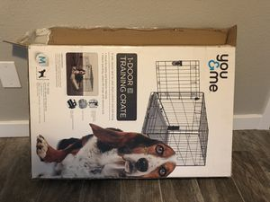 Medium Dog Crate for Sale in Lompoc, CA