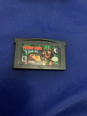 GAMEBOY ADVANCE GAME (DONKEY KONG) for Sale in San Dimas, CA
