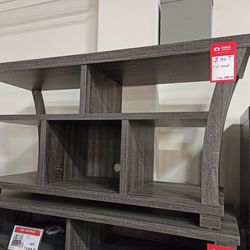 NEW, DRAPER TV Stand GREY, SKU#TCCRW4806. for Sale in Westminster,  CA