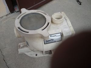 Pool Pump Pentair SuperFlo for Sale in Whittier, CA