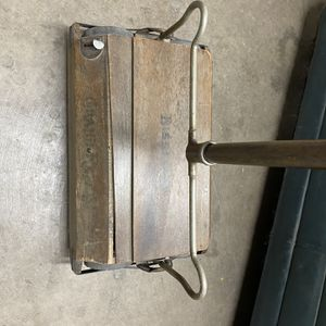 Vintage Wooden Bissel Sweeper for Sale in Middletown, PA
