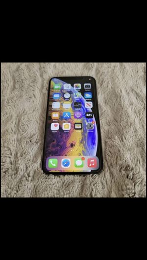 iPhone X for Sale in Augusta, GA