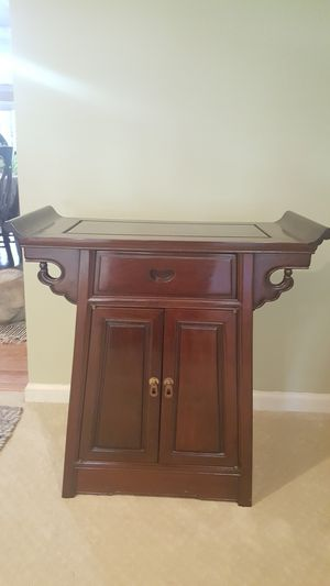 Asian side table for Sale in Yorktown, VA