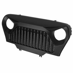 Jeep Wrangler 97-06 TJ Black Gladiator Vader Grille w/ Mesh Inserts for Sale in Anaheim,  CA
