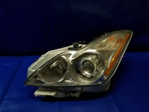 2008 - 2010 INFINITI G37 COUPE LEFT DRIVER SIDE XENON HEADLIGHT HEADLAMP for Sale in Fort Lauderdale, FL