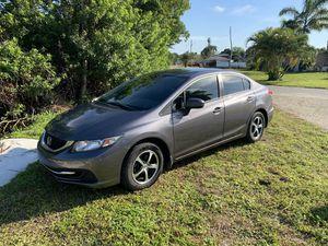 2015 Honda Civic SE Sedan 4D for Sale in Fort Myers, FL