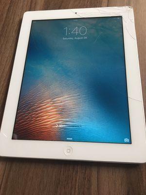 Unlocked white 16g iPad 2 for Sale in Gilbert, AZ