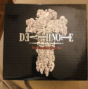 Death Note Book Box Set for Sale in New Orleans, LA