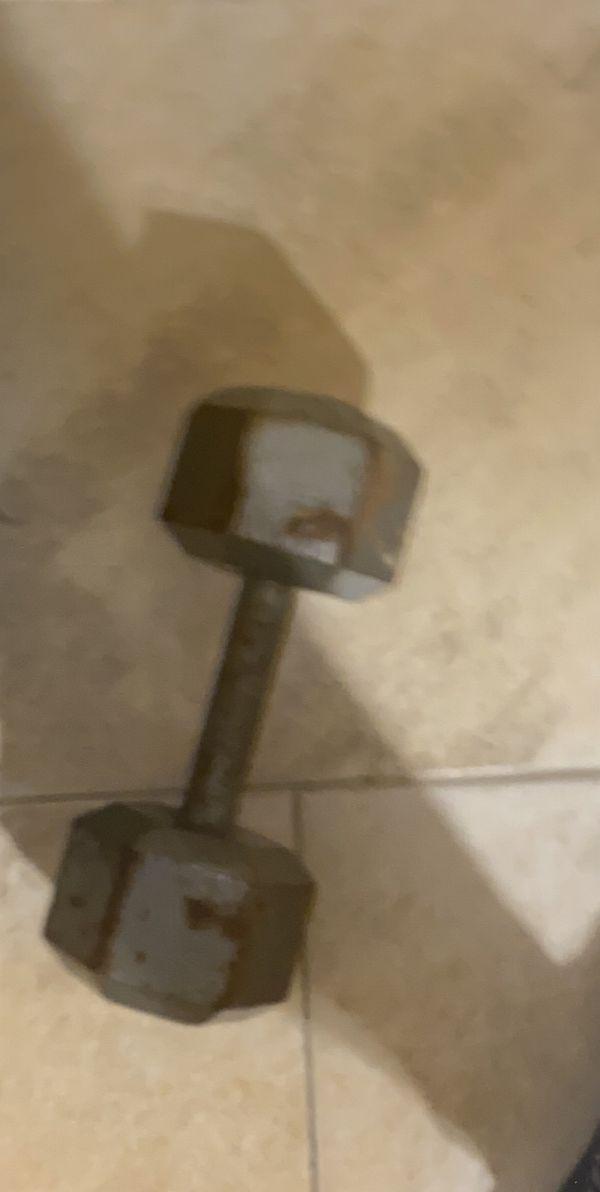 30 pound weights