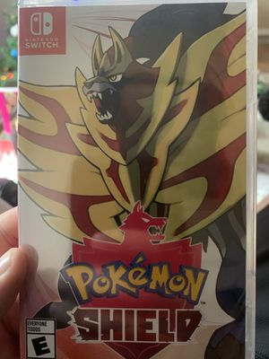 Pokémon Shield for Switch NEW for Sale in Indianapolis, IN