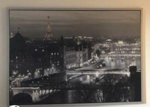 Paris painting- IKEA for Sale in Washington, DC