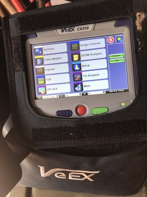 Veex CX310 Cable Signal Meter for Sale in Abilene, TX