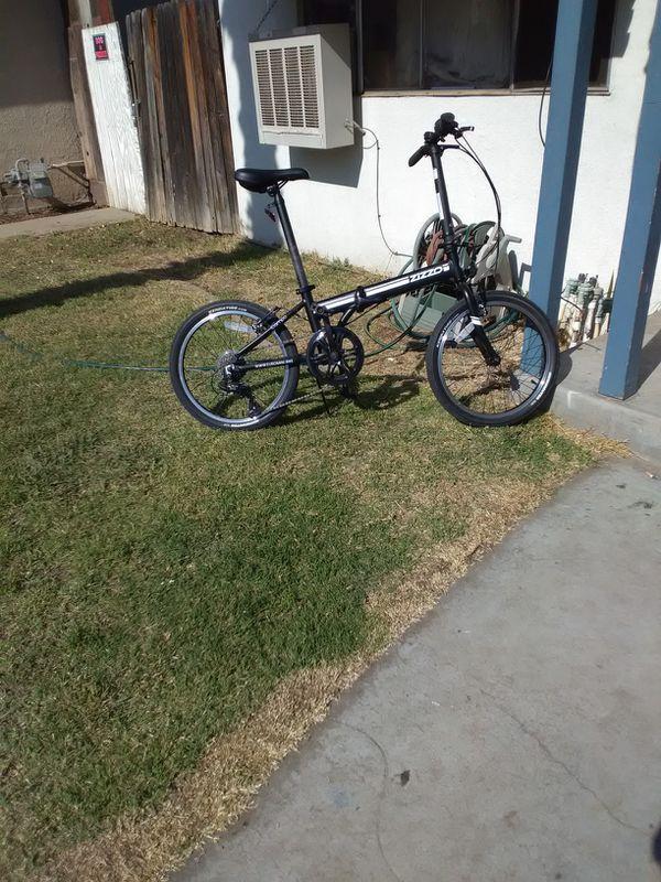 Zizzo bike that folds 28 speed