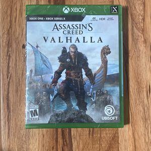 Assassins Creed Valhalla For The Xbox for Sale in La Puente, CA