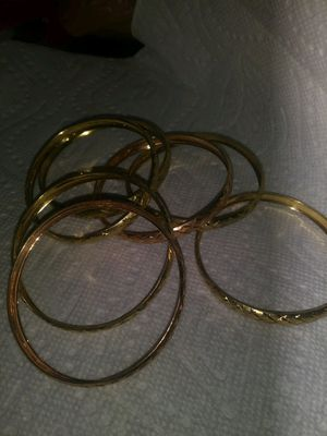 Gold bracelets for Sale in Lawrenceville, GA