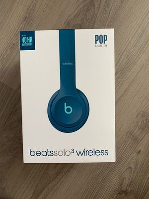 Beats solo3 wireless for Sale in Apex, NC