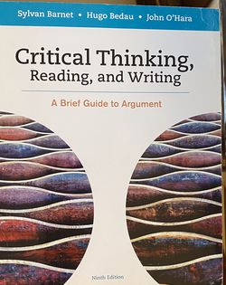 Critical Thinking for Sale in Chicago,  IL