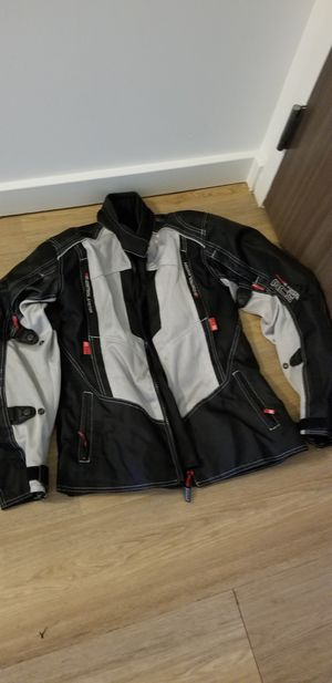 Motorcycle riding jacket and Reflective vest for Sale in Arlington, VA