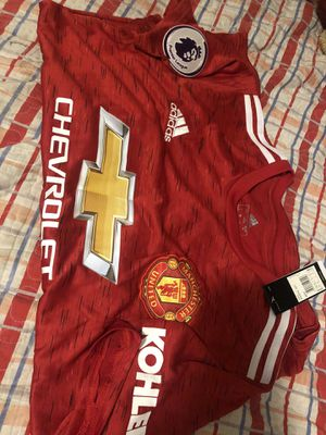 Manchester United jersey for Sale in Dinuba, CA