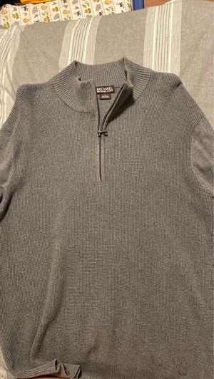 Mens Michael Kors sweater. Size L (runs big) for Sale in Downey, CA