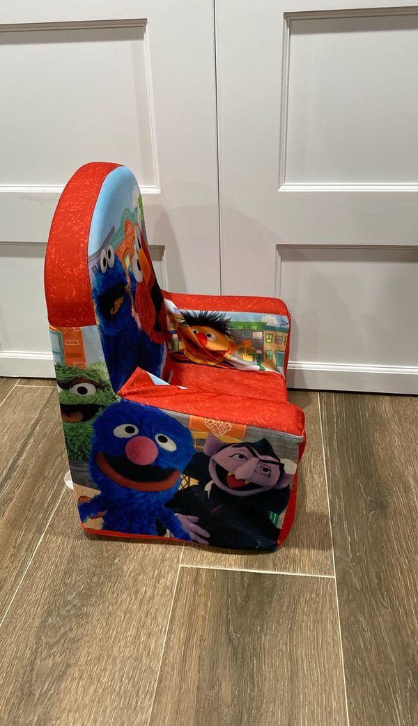 Sesame Street Kids Chair