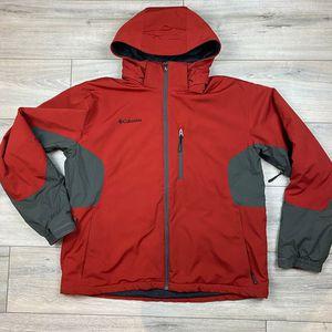 Columbia Softshell insulated jacket* men's xl* great shape for Sale in Spokane, WA