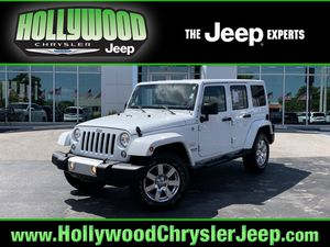 2015 Jeep Wrangler Unlimited for Sale in Hollywood, FL