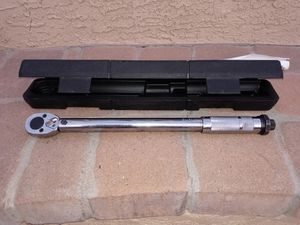 Torque wrench for Sale in El Mirage, AZ