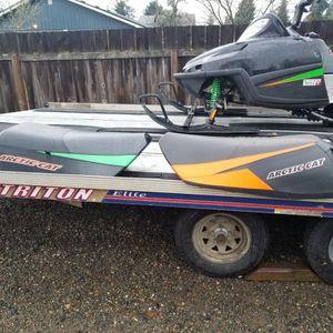 Snowmobile Seat for Sale in Lakewood, WA