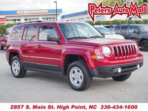 2015 Jeep Patriot for Sale in High Point, NC