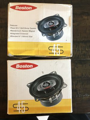 Car speakers for Sale in Laveen Village, AZ