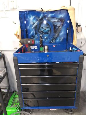 Tool box for Sale in Los Angeles, CA