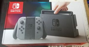Nintendo Switch Bundle like new. All original accessories included gray. for Sale in Philadelphia, PA