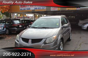 2003 Pontiac Vibe for Sale in Seattle, WA