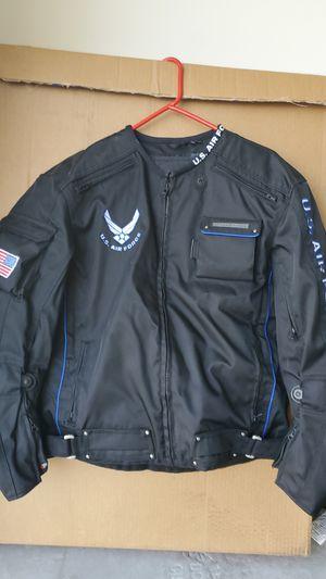 USAF motorcycle jacket for Sale in Las Vegas, NV