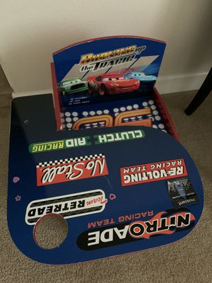 Cars theme chair for kids for Sale in Dublin, CA