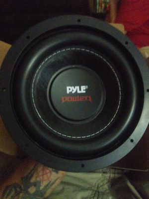 """8"""" subwoofer for Sale in Gastonia, NC"""