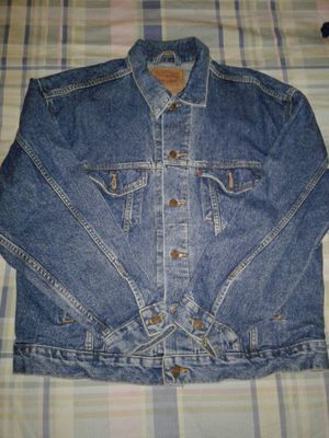 Levis jean jacket quality for Sale in Miami, FL