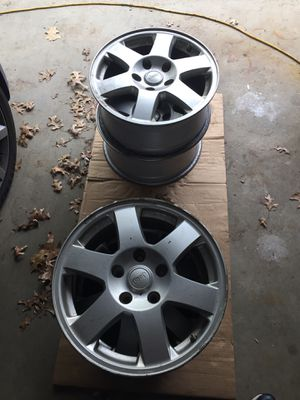 Set of 4 Jeep wheel with sensors: 2008 grand Cherokee for Sale in Andover, MA