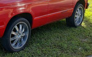 20in MPV WHEELS 5X120 TRADES EXCEPTED for Sale in Miami, FL